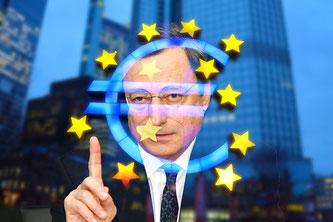 Sind EZB und die niedrigen Zinsen die Hauptursache für die Probleme der Banken?