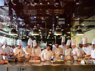 2位に輝いた Restaurante Troisgros(ロアンヌ/フランス) (www.diariodegastronomia.com)