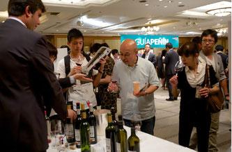 Guía Peñín ギアペニン、今年も東京でスペインワインの展示会を開催 (www.vinetur.com)
