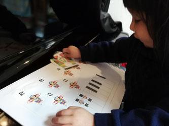 どれみ音楽教室 音の高低 どれみらぼ ピアノプログラム