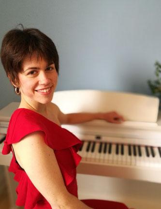 Klavierlehrerin, Geigenlehrerin Köln