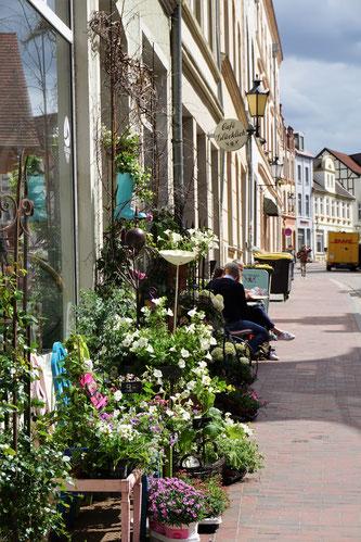 Wismar & Insel Poel, Teil II - Café Glücklich in Wismar und Inseleindrücke