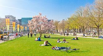 Laut einer Studie könnte die Wohnungssuche in deutschen Großstädten künftig noch schwerer werden. Foto: Fotolia.com