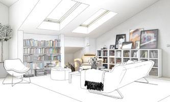 Laut einer Umfrage entscheiden Frauen deutlich häufiger, welche Möbel gekauft werden. Foto: Fotolia.com