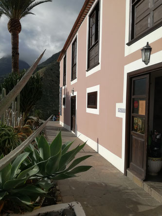 Hotel La Gomera klein Urlaub individuell Wandern