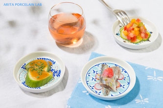 Condiment plates