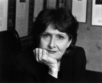 """""""Each of us has to try to make our own democracy of creativity."""" ~ Eavan Boland (1944-2020)."""
