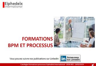 Catalogue des formation processus pdf