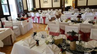 Hochzeit feiern im Schloss Wahlsdorf