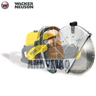 Cortadora De Concreto Manual Wacker BTS630