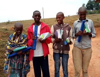 Mission Kongo e.V. - Süd-Kivu Projekt Kongo
