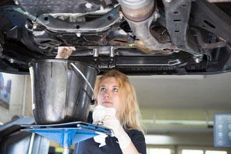 Central-Garage Hess AG - Autoreparatur - Reparaturen Subaru