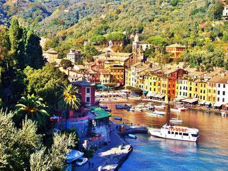 экскурсии в Генуе и Портофино с Капчевской Татьяной