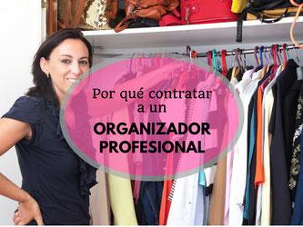 El trabajo de un organizador profesional te ayuda a liberarte del caos - AorganiZarte