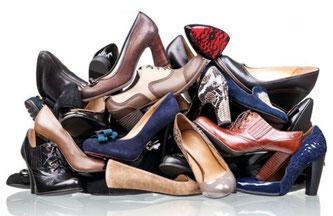 Organiza tus zapatos y deshazte de los que no usas - www.AorganiZarte.com
