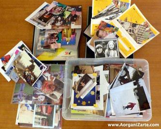 Organiza todas tus fotos en papel - AorganiZarte