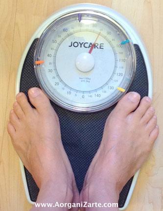 como organizarse para perder peso - AorganiZarte.com