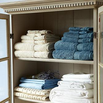 Organiza tus toallas - AorganiZarte