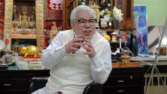 川村昇山先生