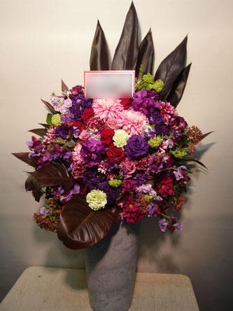 アレンジメント 楽屋花 渋谷ストリームホール