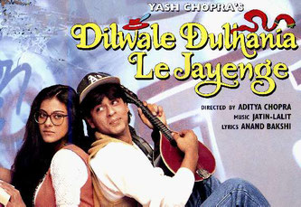 Dilwale Dulhaniya Le Jayenge(通称DDLJ)。DDLJを観るためにムンバイに渡るツアーです