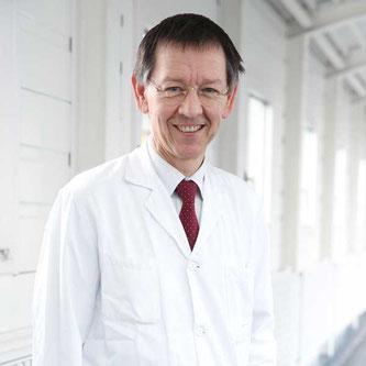 Dr. med. Thomas Bregenzer (Chefarzt Innere Medizin Spital Lachen, Facharzt FMH für Innere Medizin, Facharzt FMH für Infektiologie)