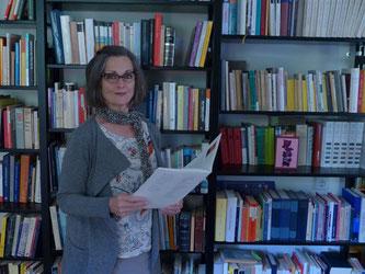 Monika Lustig gründete die Edition Converso