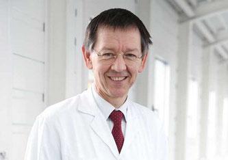 Dr. med. Thomas Bregenzer Chefarzt Innere Medizin  Facharzt FMH für Innere Medizin Facharzt FMH für Infektiologie Spital Lachen (Foto: Spital Lachen)