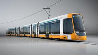 ST15 - Strassenbahn der nächsten Fahrzeuggeneration  Bildquelle: stadlerrail.com