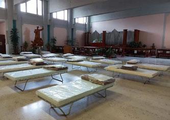Krankenhäuser in Italien am Anschlag (Bild: ANSA/UFFICIO STAMPA)