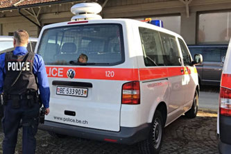 Symbolbild (Bildquelle: Kantonspolizei Bern)