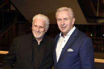 Klaus Wowereits (66, r.) Partner Jörn Kubicki ist mit 54 Jahren gestorben.©N.Kubelka/Future Image