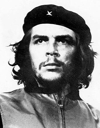 """""""Guerrillero Heroico"""" Foto von Alberto Korda (1960)"""
