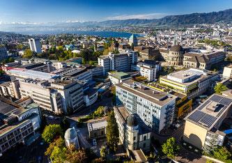Universitätsspital Zürich (Bildquelle: usz.ch)