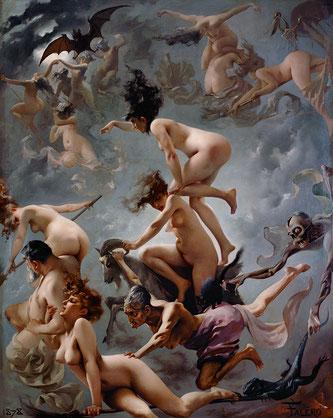 Von Luis Ricardo Falero - Kunsthalle München, Gemeinfrei