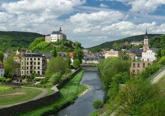 Der thüringische Landkreis Greiz ist Corona-Hotspot