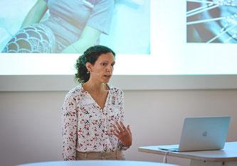 Ass. Prof. Dr. Athina Tzovara, Computerscience, NeuroTec und Universität Bern