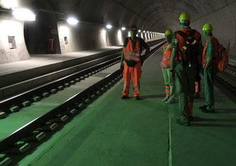 NEAT / AlpTransit: Ceneri-Basistunnel – Alumni | ETH Zürich