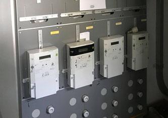 Stromzähler (Foto: DMZ)