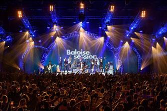 Foto: © Baloise Session