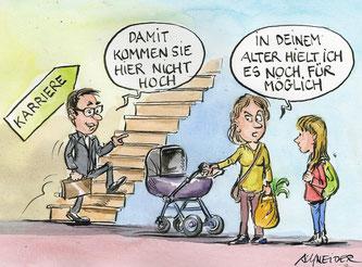 © Plan International Schweiz / Carlo Schneider Cartoons