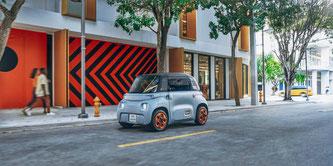 Innovativ wie einst will Citroën die Städte neu Mobilisieren • Bildquelle: © Citroën Communication / DR