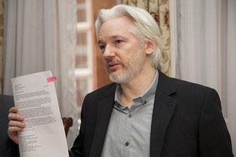 Im Mai 2019 hat UNO-Sonderberichterstatter Nils Melzer den Wikileaks-Gründer in britischer Haft besucht. Und er räumt ein, dass er mit Vorurteilen zu kämpfen gehabt hat: