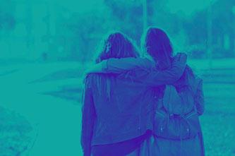 Sucht Schweiz will Geschwister von Jugendlichen mit Suchtproblemen stärken • Bildquelle: suchtschweiz.ch