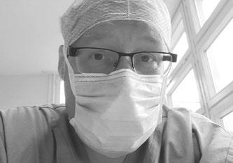 Daniel Schölz - Oberarzt Unfallchirurgie bei ANregiomed Klinik Rothenburg ob der Tauber