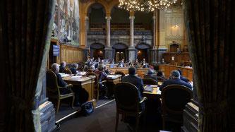 TransparenzinitiativeBürgerliche Politiker wollen Geldquellen nicht offenlegen
