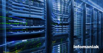 Infomaniak arbeitet an einem neuen Rechenzentrum, das Ende 2022 in Betrieb gehen soll.  Bildquelle: obs/Infomaniak