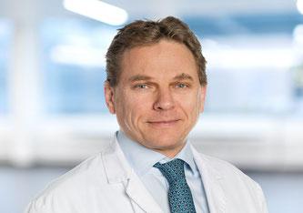 Prof. Dr. med. Michael Mueller, Co-Klinikdirektor und Chefarzt Universitätsklinik für Frauenheilkunde, Inselspital, Universitätsspital Bern