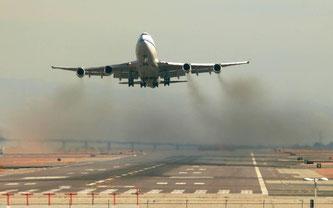 Es ist höchste Zeit, dass die Luftbranche klimafreundlich wird. (Bildquelle: WWF)