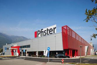 Auch Möbel Tradition ist jetzt in der Schweiz Geschichte (Bildquelle: pfister.ch)